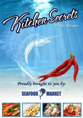 Seafood Market winter recipes for free